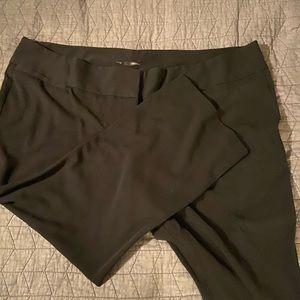Plus size Maurice's dress pants